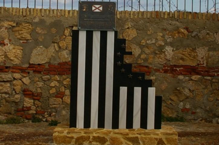 Monumento al Capitán Fernando de Leyba