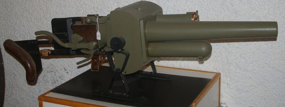 Cañón Gochkisa 37 mm Mod. 28.